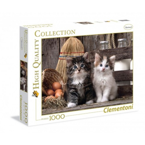 puzzle 1000 el. Lovely Kittens
