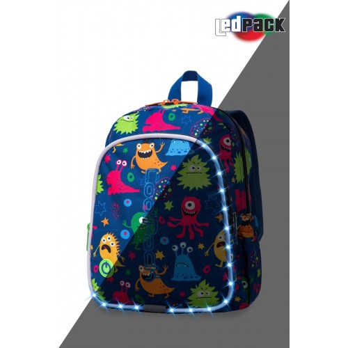 Plecak CoolPack BOBBY FUNNY MONSTERS