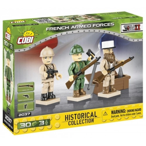 HC WWII French Armed Forces